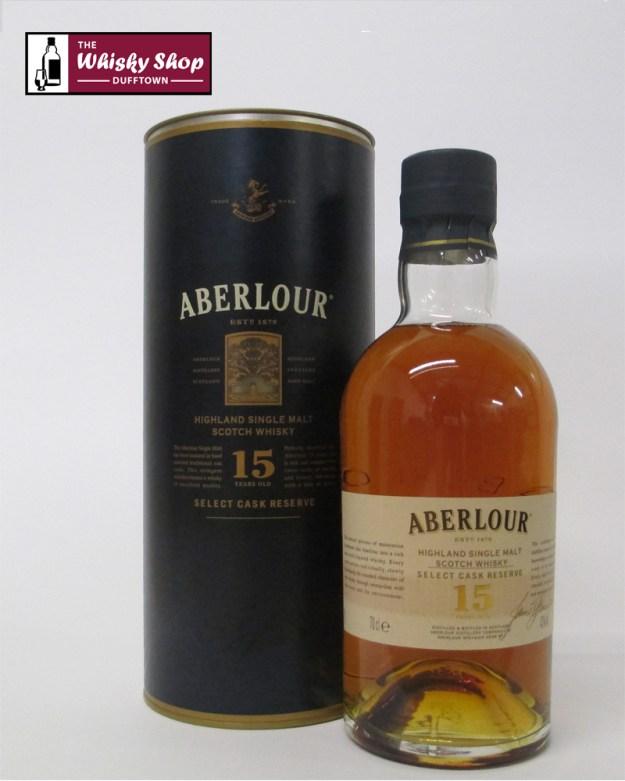 Aberlour 15 Select Cask Reserve