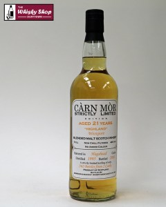 Carn Mor Strictly Limited Westport 1995 21 Years Old