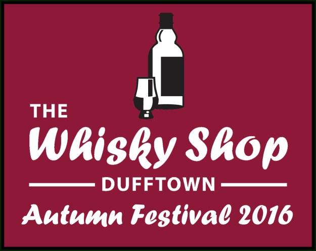 The Whisky Shop Dufftown Autumn Festival 2016