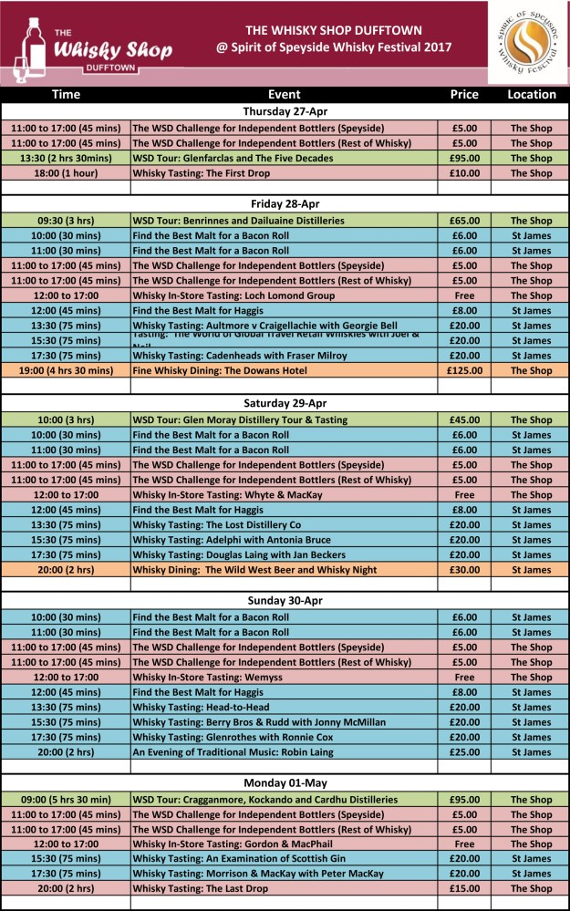 WSD 2017 SofSWF Timetable 20170202