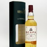 Gordon & MacPhail Distillery Labels Scapa 2005