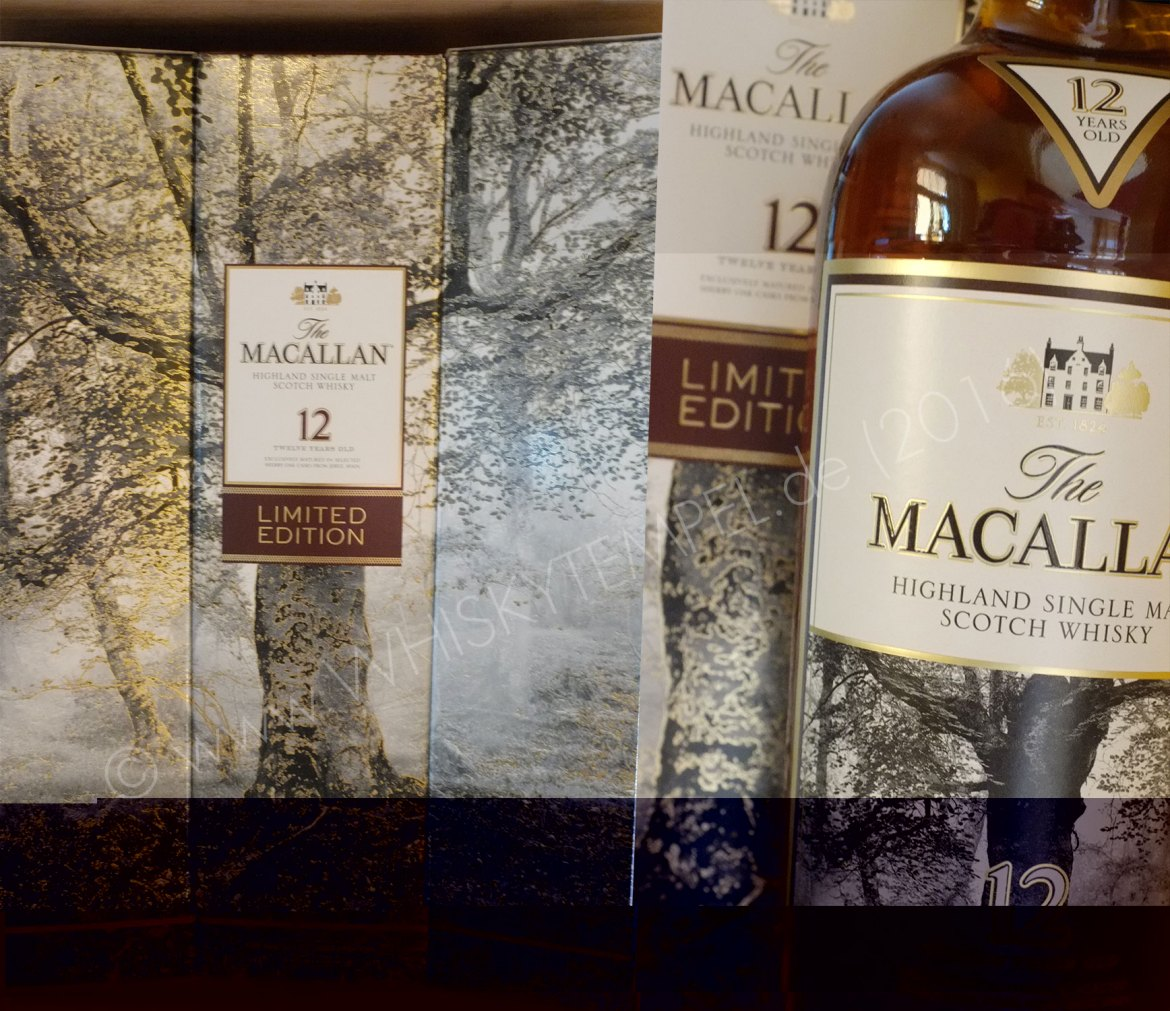 Macallan Taiwan Edition