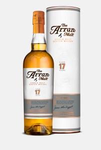 The Arran 17 yo Fles en Verpakking