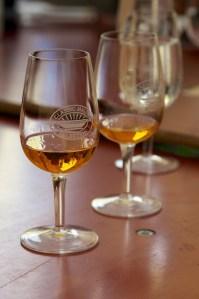 Whisky Proeven - Tulpvormig glas met voet