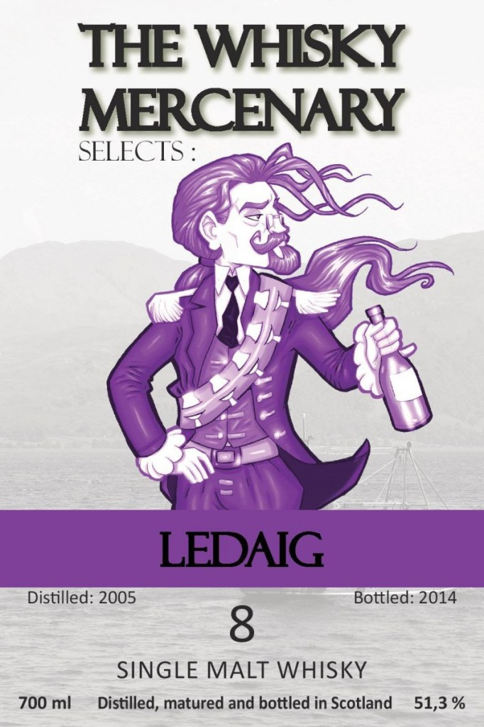 New Releases - Ledaig 8