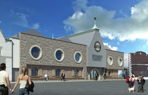 Teeling Whiskey Distillery - Rendering