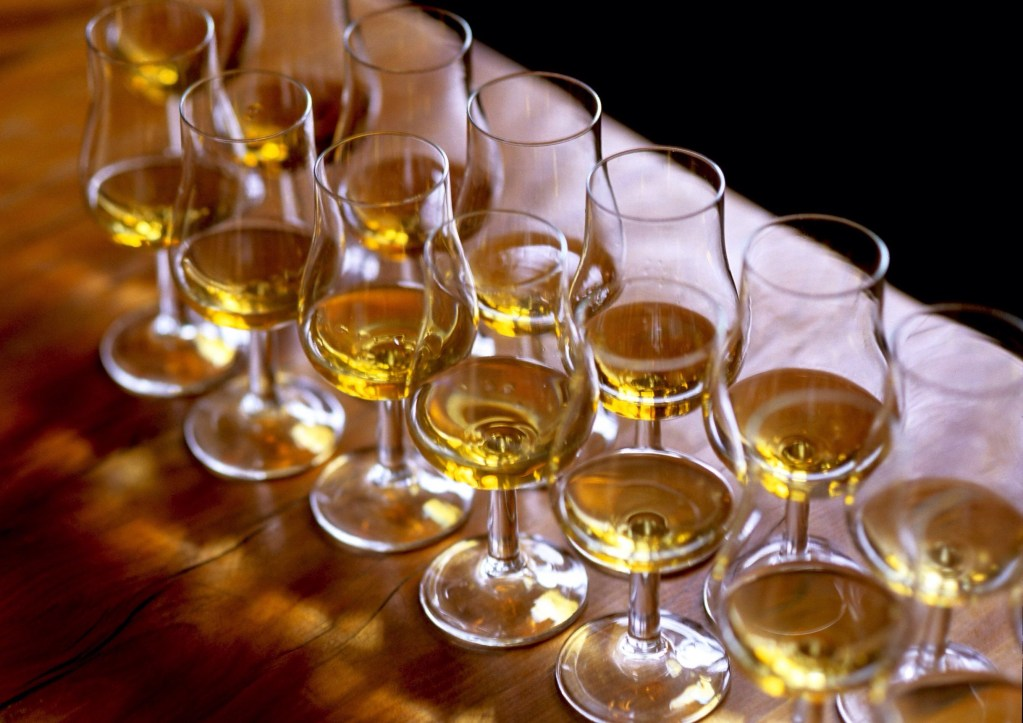 Whisky Tasting in Ertvelde