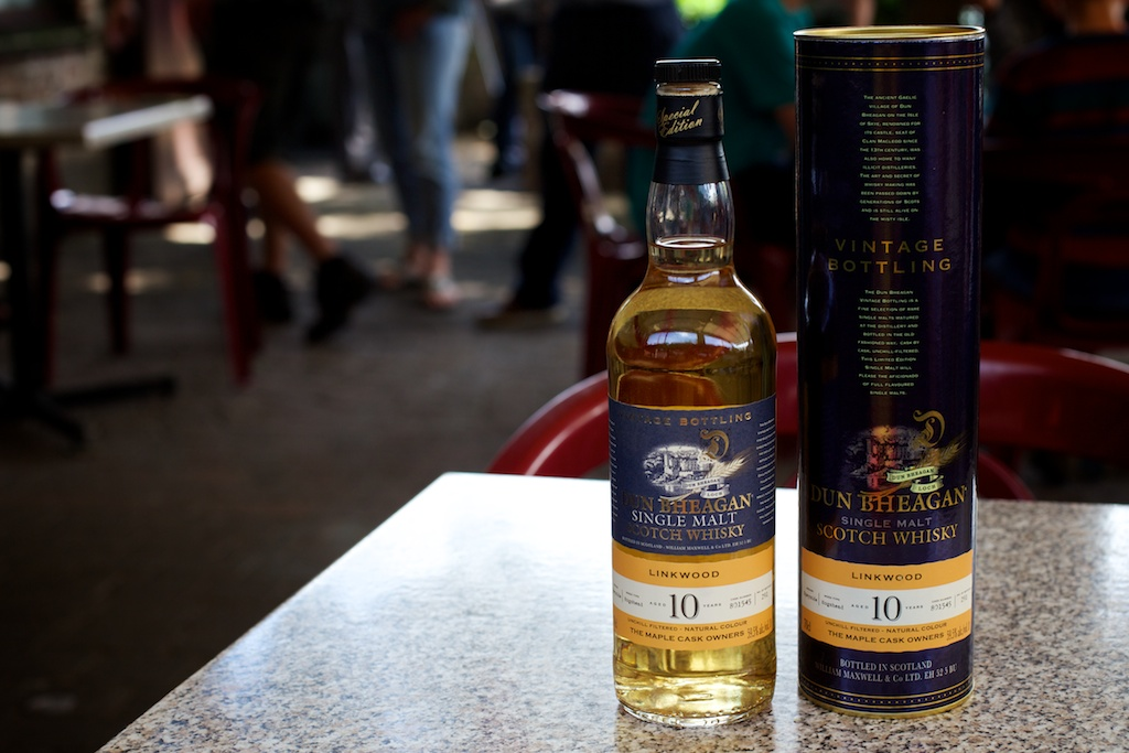 Linkwood 10 Years Old - The Maple Cask Owners