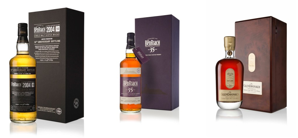 BenRiach 3Releases Banner Big