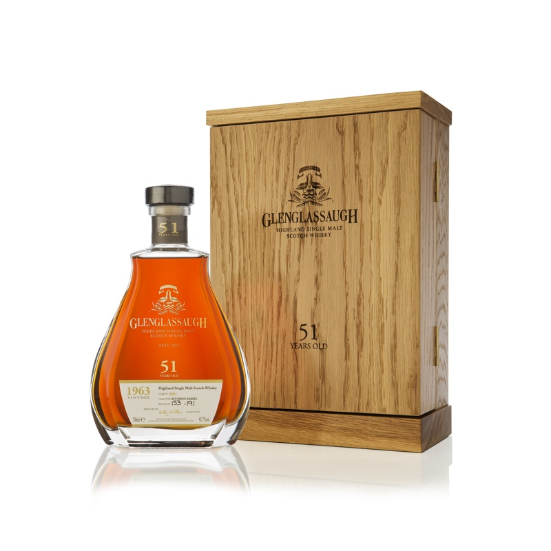 Glenglassaugh 51 Years Old