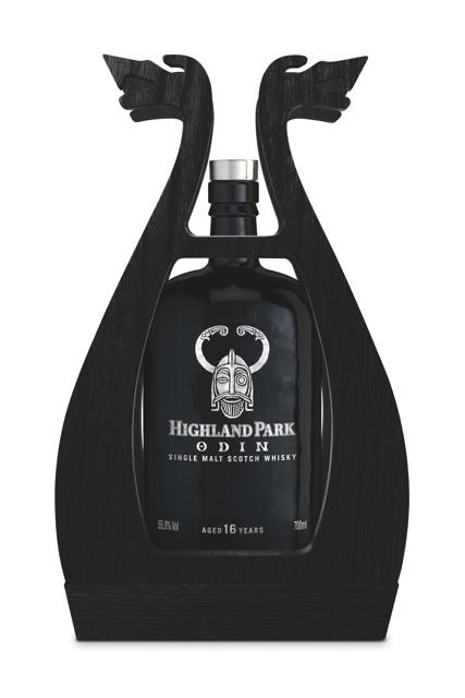 Highland Park Odin - Fles en Verpakking
