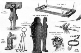 Medieval-Torture-Instruments