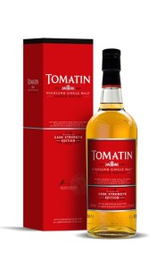 Tomatin Cask Strength Release