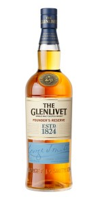 The Glenlivet Logo Founder's Reserve