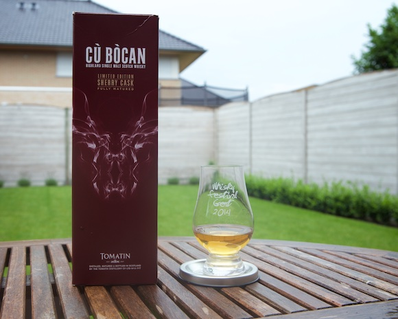 Cù Bòcan - The Sherry Edtion 2015 0002