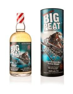 Big Peat Christmas 2015 Fles & Verpakking