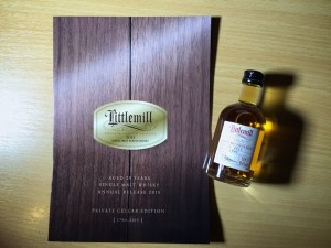 Littlemill 25 Years Old