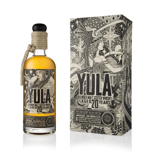Douglas Laing's Yula Bottle and Box