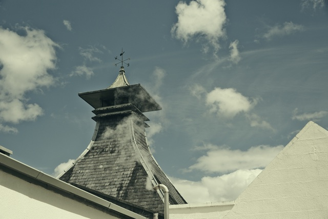 Craigellachie 21 - Distillery Weather vane