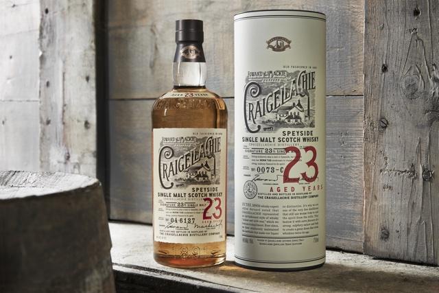 Craigellachie 23 - Fles & Verpakking