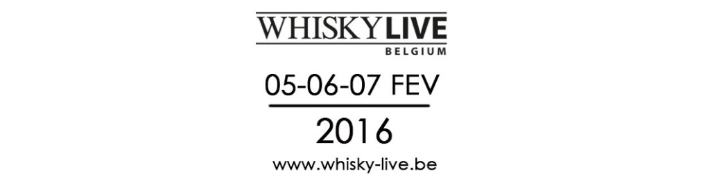 Whisky-Live Belgium (Spa)
