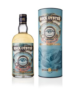 Rock Oyster Cask Strength Limited Edition - Fles & Verpakking