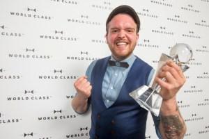 Dries Botty is de nieuwe Belgische Diageo World Class bartender van 2016