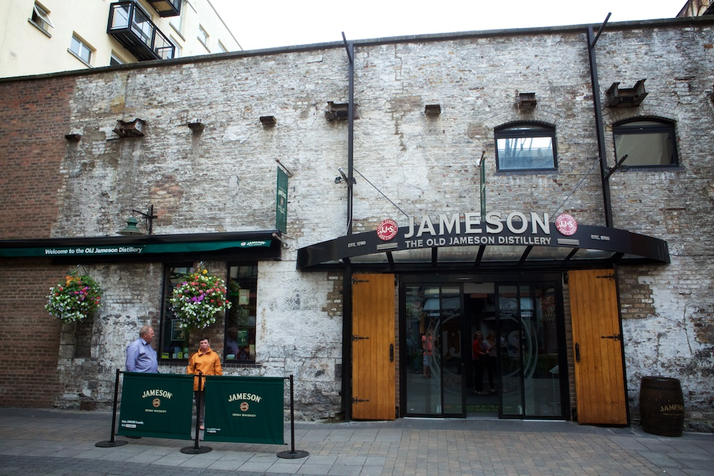 Visit Old Jameson Distillery