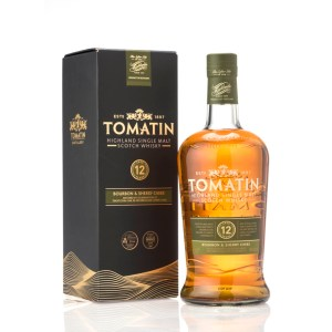 Tomatin 12yo 1L - Travel Retail