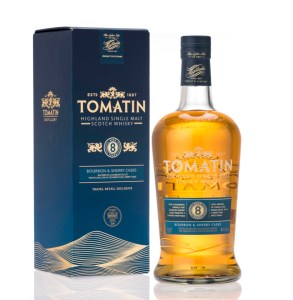 Tomatin 8yo 1L - Travel Retail