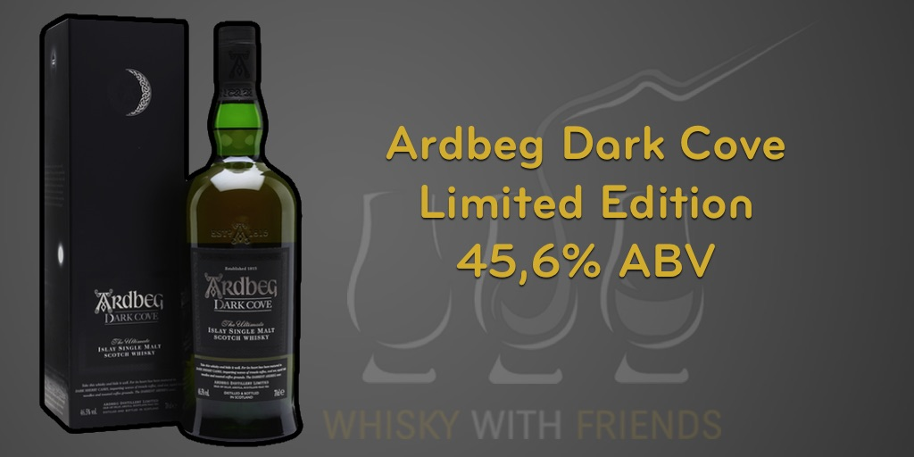 Ardbeg Dark Cove - Proefnotities