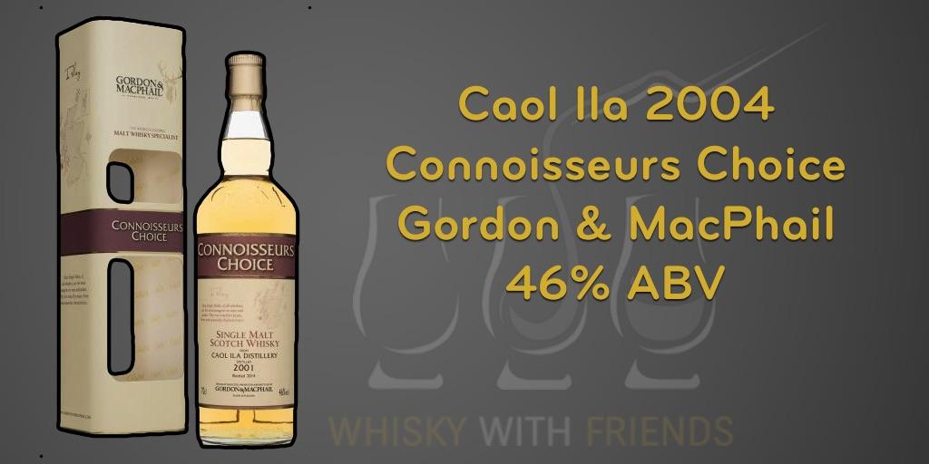Caol Ila 2004 - Gordon & MacPhail