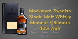 Mackmyra Moment Fjällmark