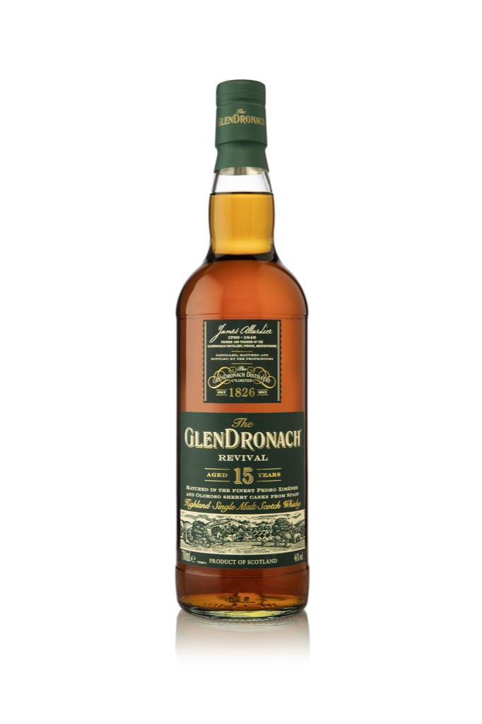 The GlenDronach Revival