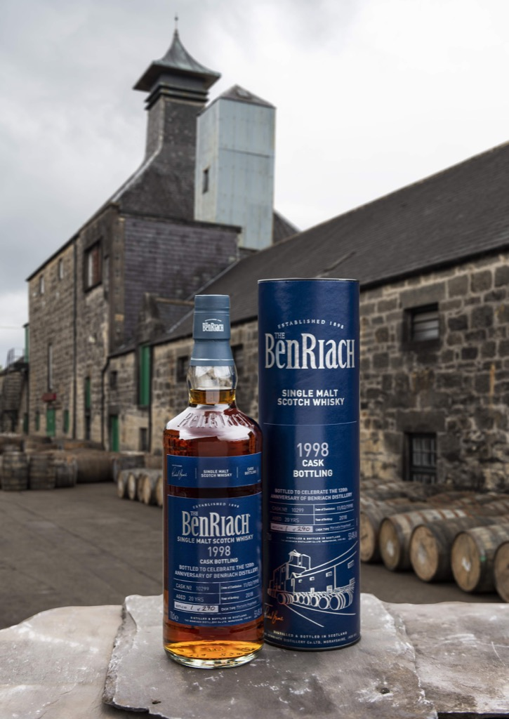 BenRiach Cask No 10299