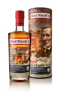 MacNair's Lum Reek 12 Years Old Blended Malt Scotch Whisky