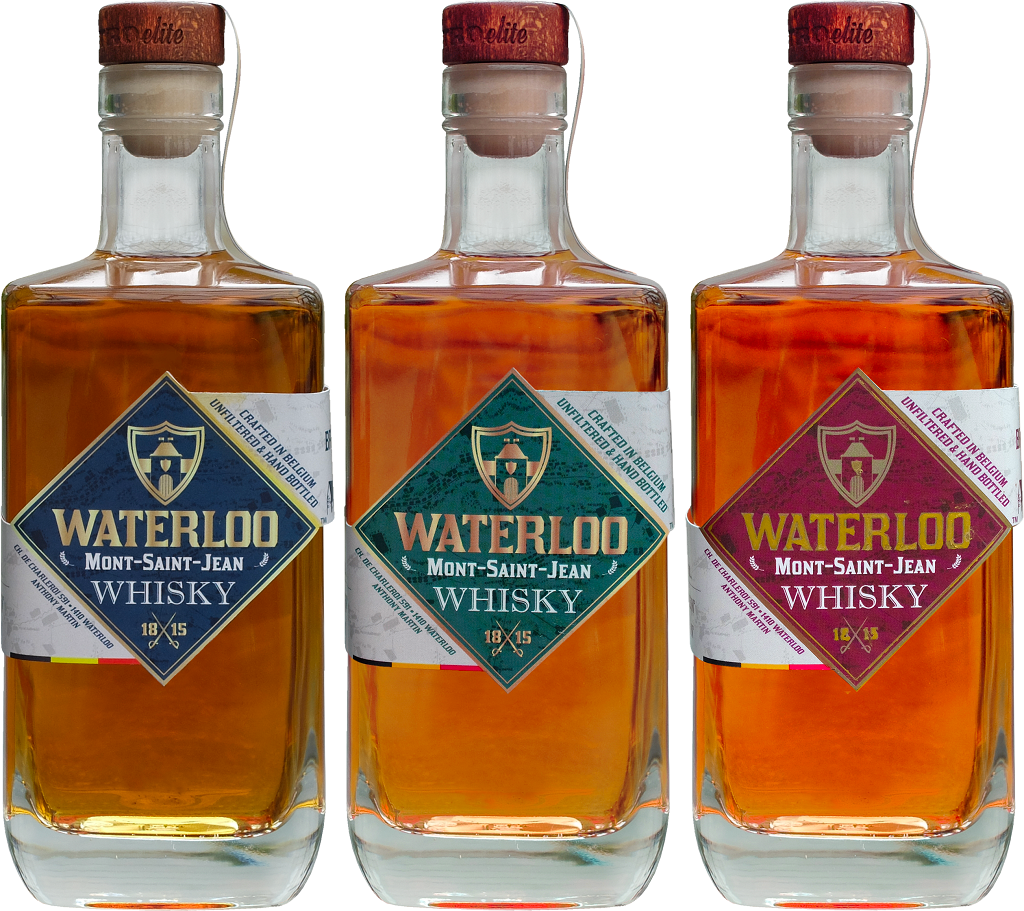Waterloo Whiskies