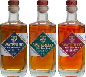 Waterloo Whiskies