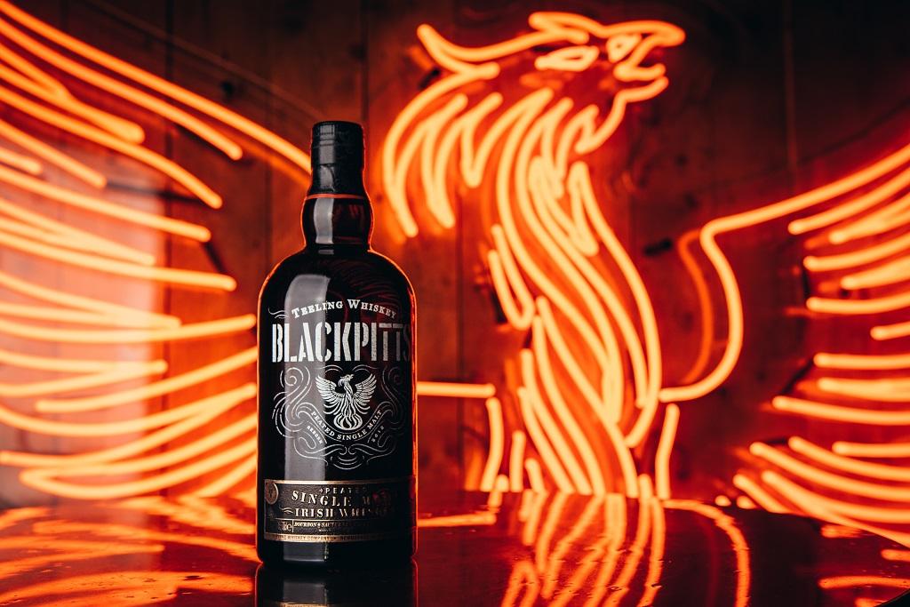 Blackpitts - Teelings Peated Single Malt Whiskey