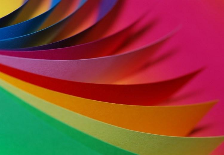 design graphique couleur