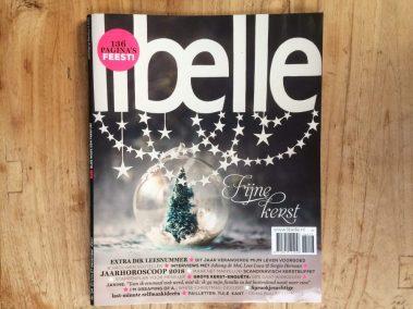 Papercut Illustrations for Libelle Magazine - Magazine - Cover - Whispering Paper