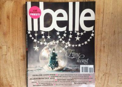 Papercut Illustrations for Libelle Magazine