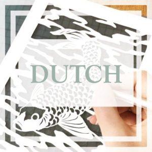 DIY Papercutting - Dutch