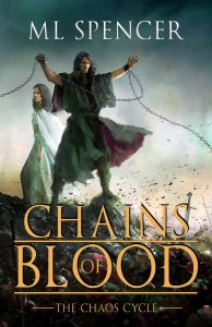 Chains of Blood by ML Spencer