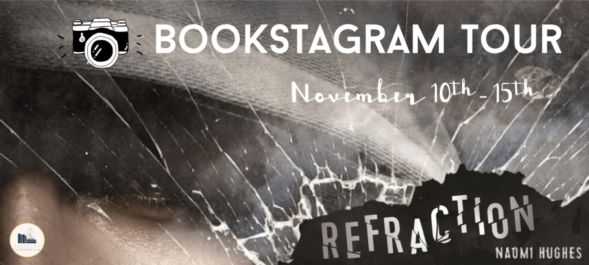 Refraction Bookstagram Tour