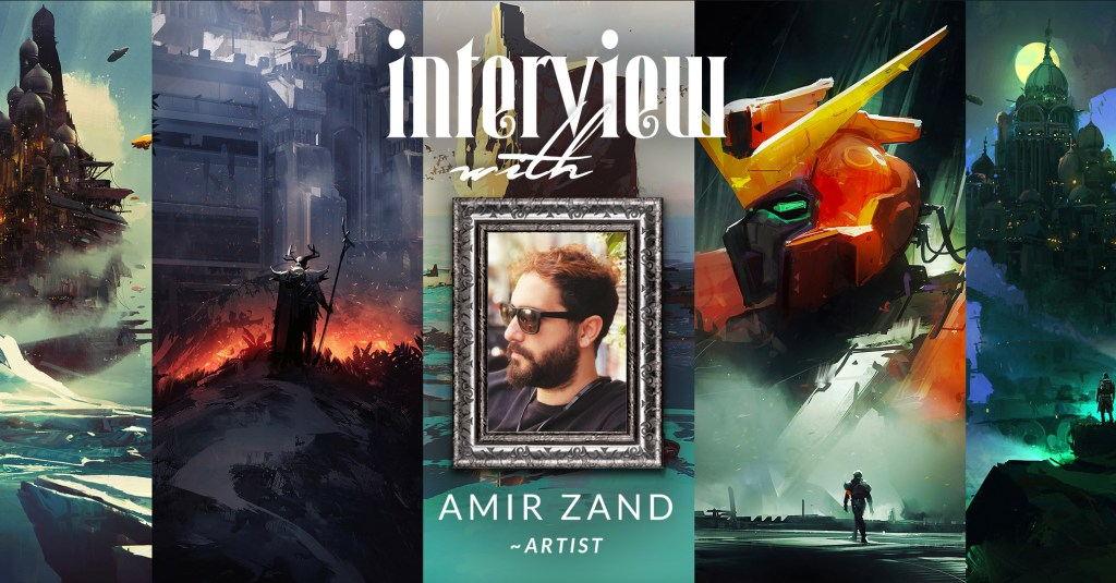 Windows Into Worlds: An Interview with Amir Zand