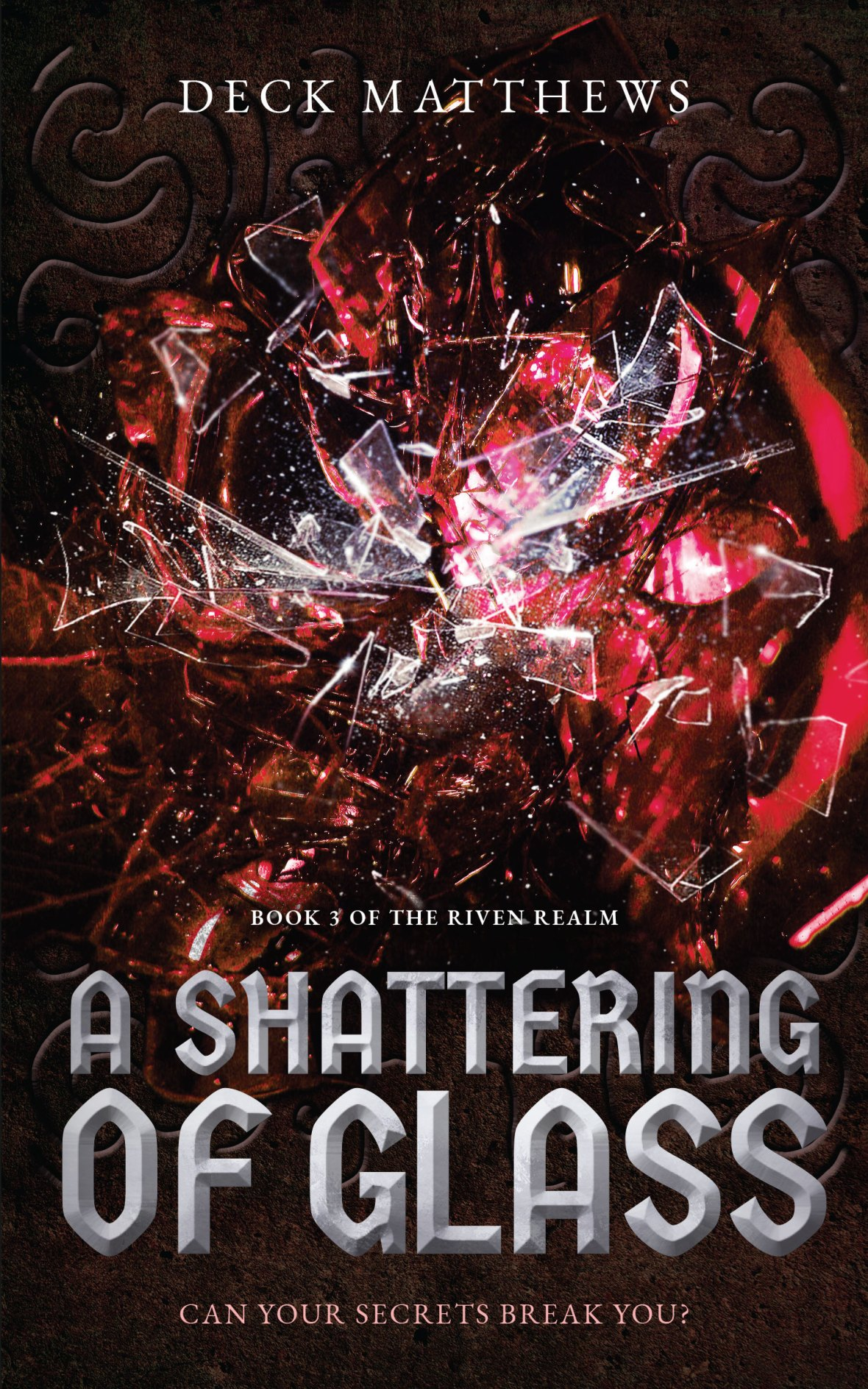 A Shattering of Glass by Deck Matthews