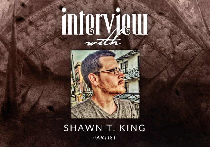 Windows Into Worlds: An Interview with Shawn T. King