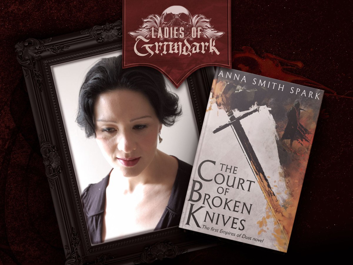 Ladies of Grimdark: The Court of Broken Knives by Anna Smith Spark
