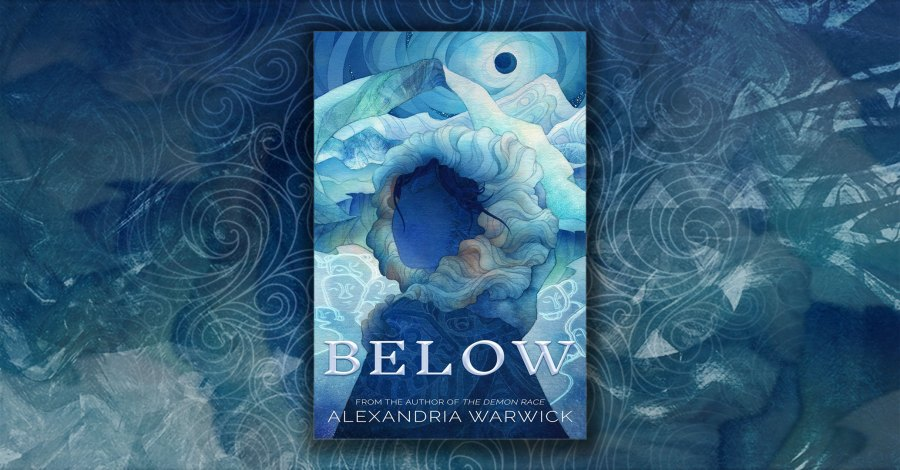 Below by Alexandria Warwick